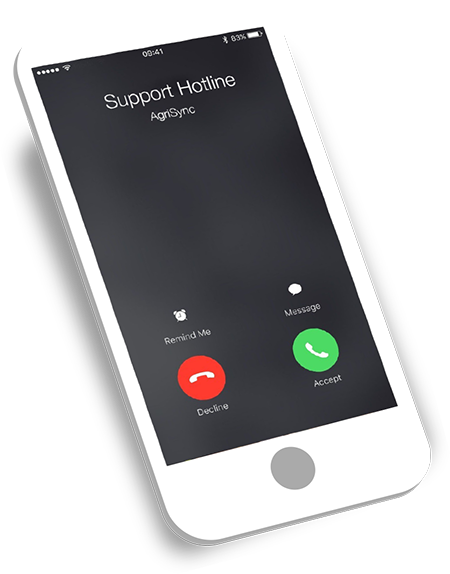 AgriSync VoiceHub Support Hotline