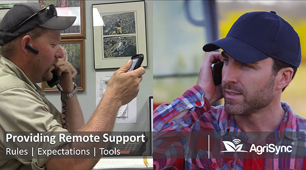 Considerations When Providing Remote Support
