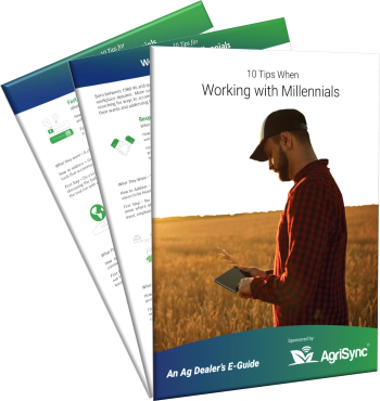 10 Tips When Working with Millennials E-Guide
