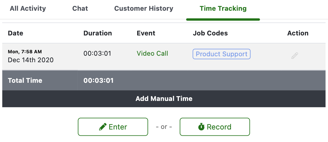 Enable Remote Support with Automatic Call Documentation