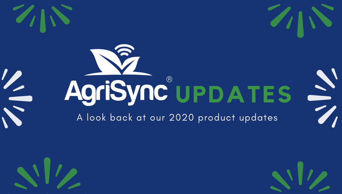The Best of AgriSync in 2020